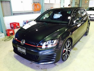 VWゴルフ GTI  volkswgen vw golf