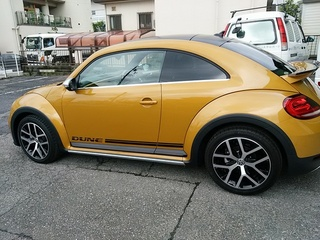 THE BEETLE DUNE ビートルデューン